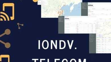 Фото [Из песочницы] Опенсорсное приложение учета связи в регионе