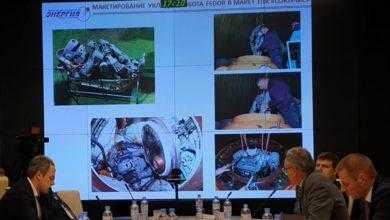 Фото Как доработали робота FEDOR и кресло для полета на МКС