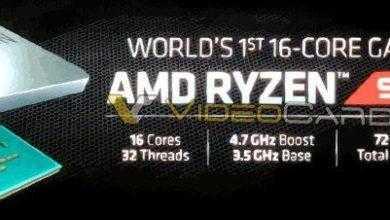Фото Кажется, AMD собралась анонсировать 16-ядерный Ryzen 9 3950X