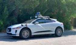 Компания Waymo вывела электрические кроссоверы Jaguar I-Pace на дороги общего пользования