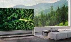 LG начала продажи первого в мире телевизора 8K OLED