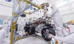 Марсоход Mars 2020 получил тестовые колёса