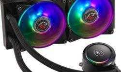MasterLiquid ML240R RGB Phantom Gaming Edition: СЖО с эффектной подсветкой