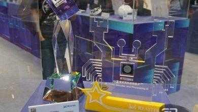 Фото Мультимедийный чип Realtek RTD2893 для 8K-телевизоров отмечен высшей наградой BC Award