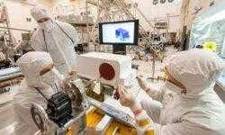 На марсоход «Марс-2020» установили цветную стереоскопическую HD-камеру