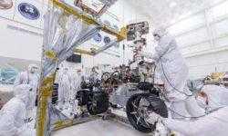 На новый марсоход NASA «Марс-2020» установили колеса