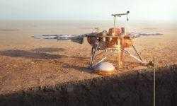 NASA спасет буровую установку InSight при помощи роботизированной руки