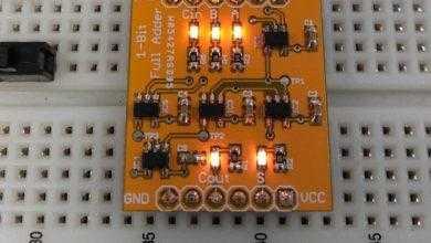 Фото [Перевод] Однобитный полный сумматор на необычных микросхемах