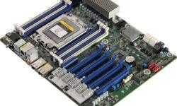 Представлена плата ASRock Rack X399D8A-2T для CPU AMD Ryzen Threadripper