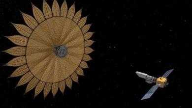 Фото Проект НАСА «Starshade» для поиска экзопланет обретает черты