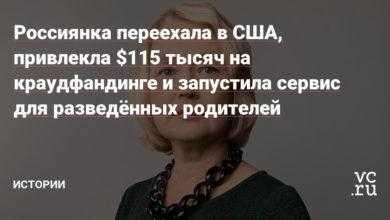 Фото Россиянка переехала в США, привлекла $115 тысяч на краудфандинге и запустила сервис для разведённых родителей