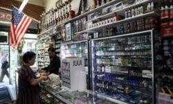 Сан-Франциско сделал последний шаг к запрету продаж электронных сигарет