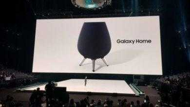 Фото Смарт-динамик Samsung Galaxy Home выйдет в третьем квартале 2019 года