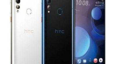 Фото Смартфон HTC Desire 19+ получил тройную камеру и процессор MediaTek Helio P35