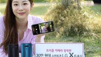 Фото Смартфон повышенной прочности LG X6 получил экран FullVision и тройной камеру