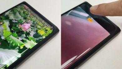 Фото Видео: Oppo показала прототип смартфона с селфи-камерой, спрятанной под экраном