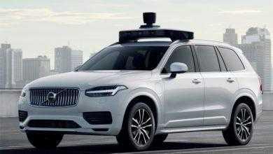 Фото Volvo Cars и Uber представили серийный автомобиль с автопилотом