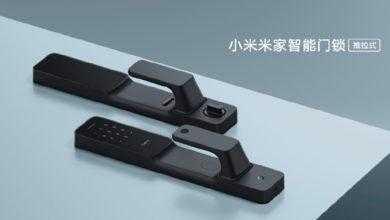 Фото Xiaomi Mijia Smart Door Lock: «умный» дверной замок с поддержкой NFC