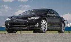 Загадочным тестовым автомобилем Tesla может быть обновлённая версия Model S