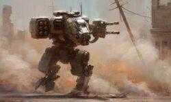 Американцы проведут полномасштабные испытания боевых роботов