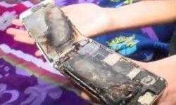 Apple расследует причины взрыва iPhone 6 в Калифорнии