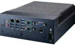 Безвентиляторные производительные компьютеры MIC-7000