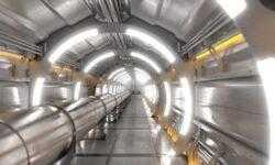 Большой Адронный Коллайдер будет… обогревать дома