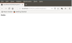 Быстрый старт с WebComponents