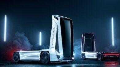 Фото Что не так с автономным грузовиком от Студии Лебедева?