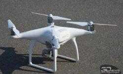DJI готовит свой первый гоночный дрон с FPV