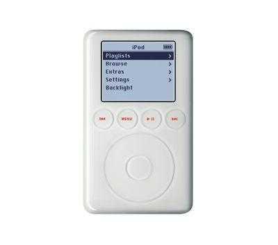 Фото Древности: краткая история MP3-плееров