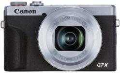 Фотоаппарат Canon PowerShot G7 X III поддерживает потоковое вещание