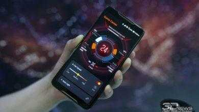 Фото Игрофон ASUS ROG Phone 2 получит экран с частотой обновления 120 Гц