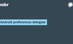 [Из песочницы] Android preferences delegate