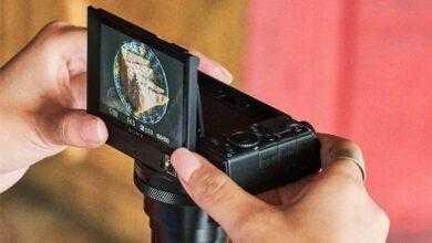 Фото Камера Sony Cyber-shot DSC-RX100 VII осуществляет фотосъёмку со скоростью до 90 кадров/с