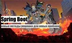 Кирилл Толкачёв и Максим Гореликов про Spring Boot на jug.msk.ru