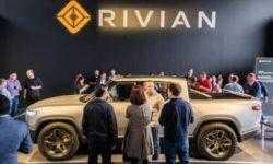 Компания Rivian переманила десятки сотрудников из Ford, McLaren, Tesla и Faraday Future