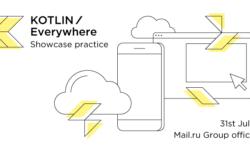 Kotlin / Everywhere — Showcase practice: 31 июля
