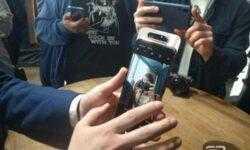 Кручу-верчу: в Samsung рассказали об особенностях конструкции камеры Galaxy A80