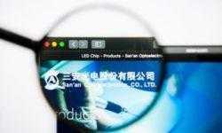 Крупнейшего китайского производителя светодиодных чипов исключили из «чёрного» списка США