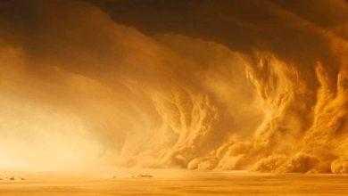 Фото Марсоходы находятся под угрозой из-за сильных пылевых бурь