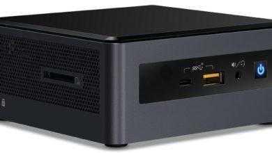 Фото Мини-ПК Intel NUC 8 Mainstream-G с дискретной графикой доступны по цене от $770