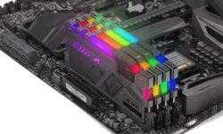Модули DDR4-памяти GeIL EVO X II получили RGB-подсветку