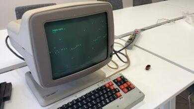 Фото Музей DataArt. Распаковываем и запускаем «Радио-86РК»