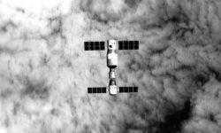 На Землю упала китайская космическая станция