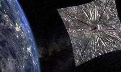 Над Землей раскрылся огромный солнечный парус LightSail 2