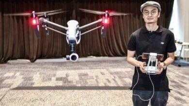Фото Несмотря на опасения властей, американские военные и полицейские продолжают использовать дроны DJI