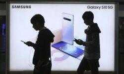 Низкий спрос на память в два раза уменьшил квартальную прибыль Samsung