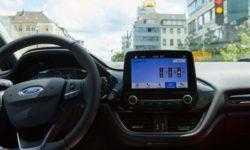 Новая система Ford поможет находить свободные парковочные места в городах