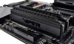 Новые DDR4-модули Patriot Viper 4 оптимизированы для платформы AMD